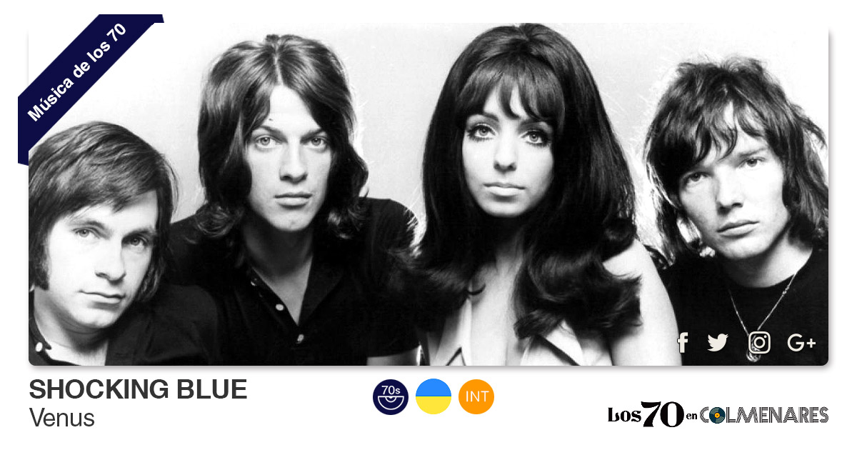 Buenos Amigos Radio Shocking Blue - Venus