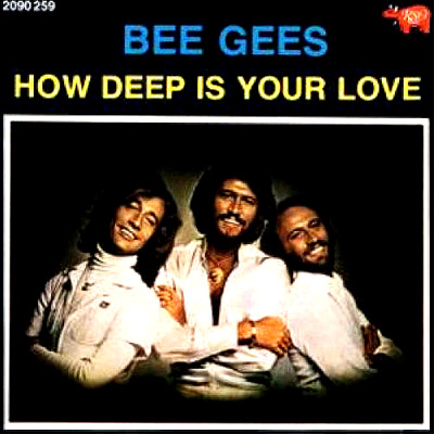 BAR Bee Gees - How Deep Is Your Love 400x400