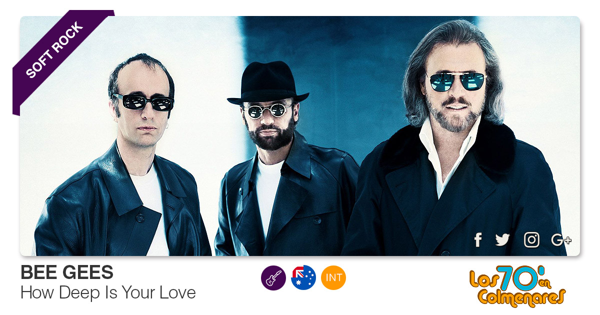 Buenos Amigos Radio Bee Gees - How Deep Is Your Love