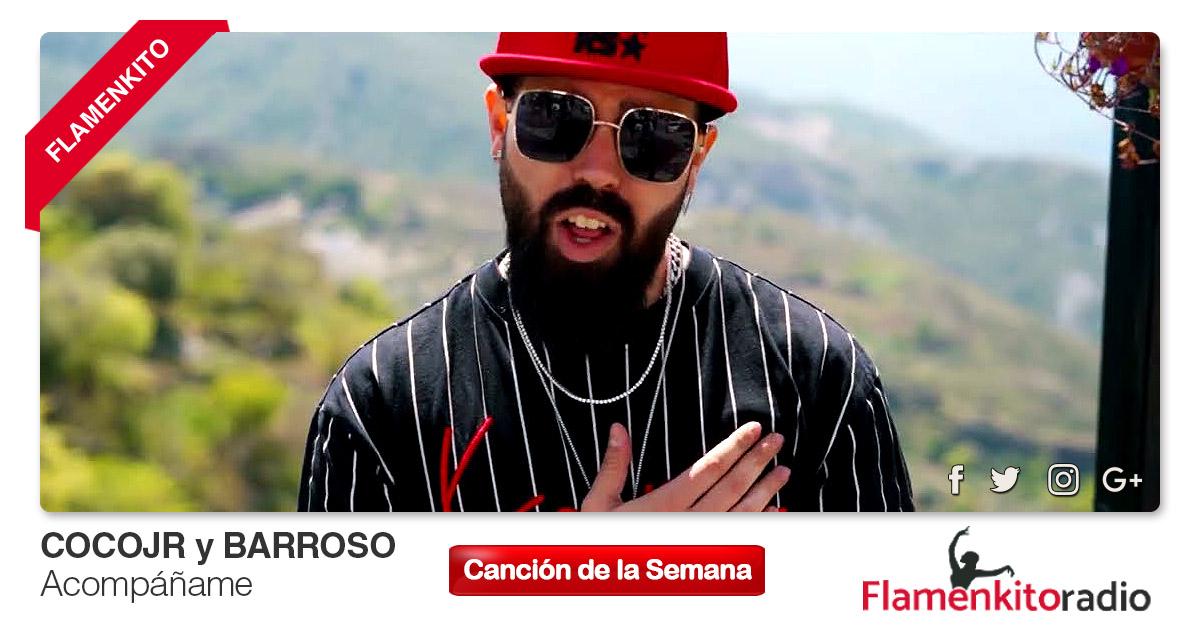 Buenos Amigos Radio CocoJR y Barroso - Acompáñame