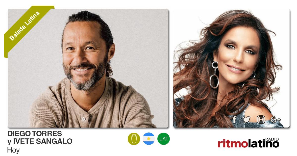 Buenos Amigos Radio Diego Torres y Ivete Sangalo - Hoy
