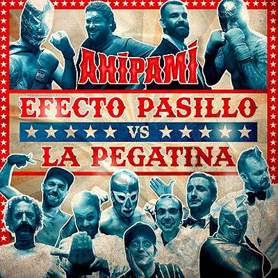 BAR Efecto Pasillo y La Pegatina - Ahípamí 400x400
