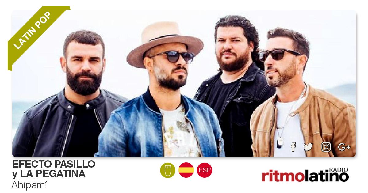 Buenos Amigos Radio Efecto Pasillo y La Pegatina - Ahípamí