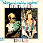 BAR Elton John y Kiki Dee - Don't Go Breaking My Heart 150x150