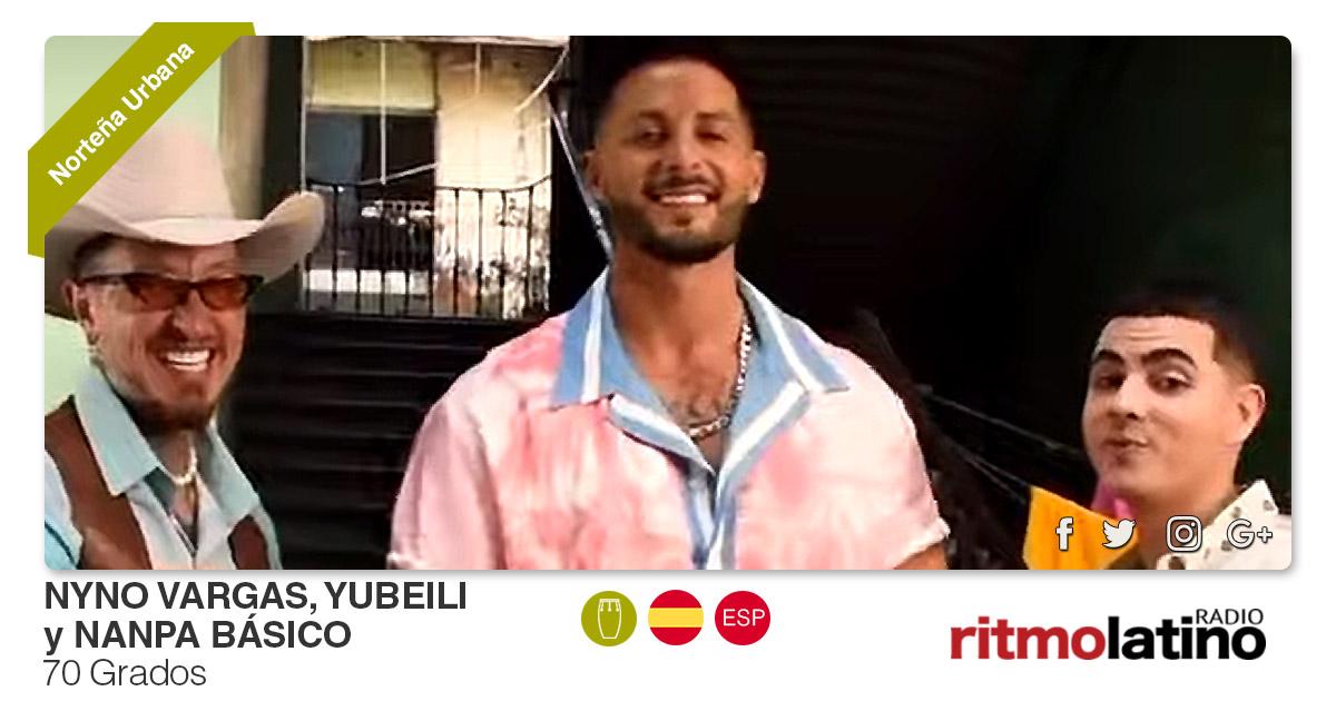 Buenos Amigos Radio Nyno Vargas, Yubeili y Nanpa Básico - 70 Grados