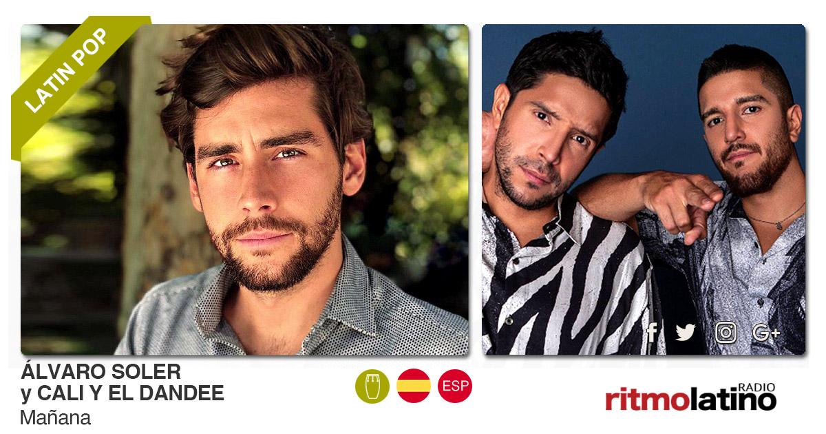 Buenos Amigos Radio Álvaro Soler y Cali Y El Dandee - Mañana