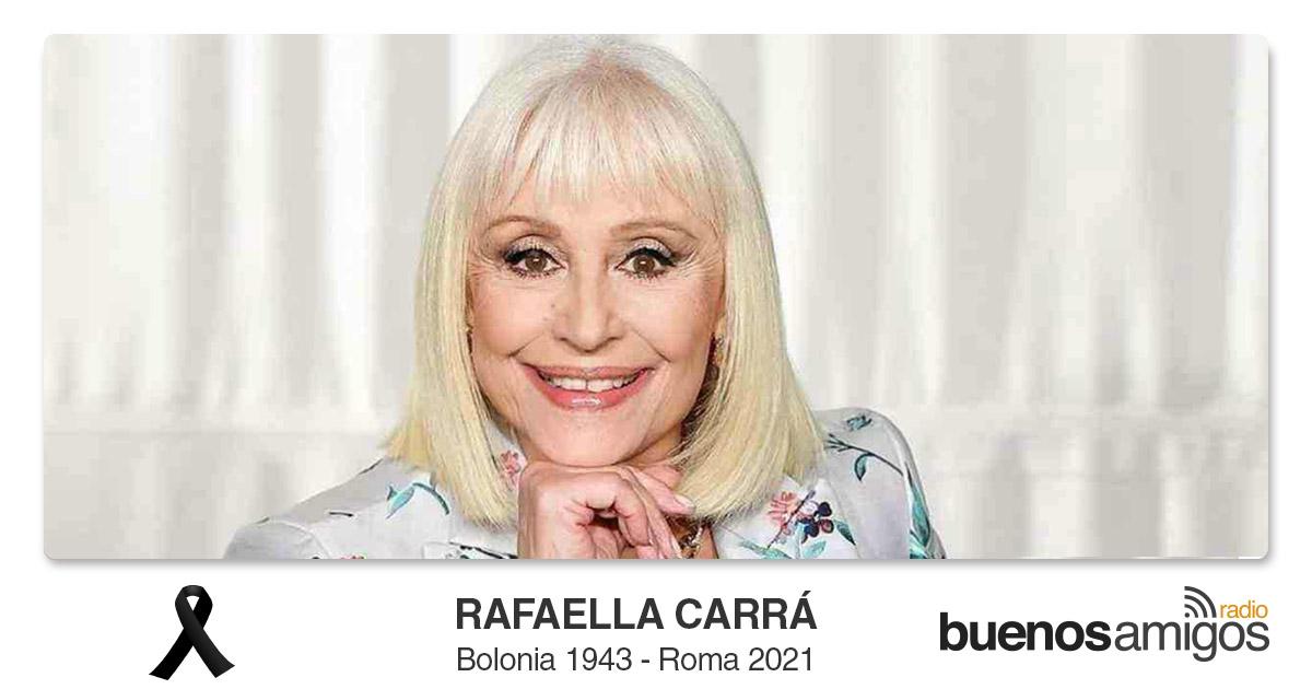 Buenos Amigo Radio Raffaella Carrá - Hay Que Venir Al Sur