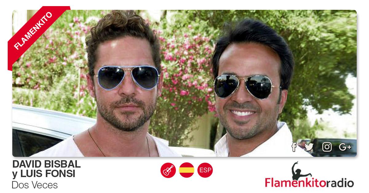 Buenos Amigos Radio David Bisbal y Luis Fonsi - Dos Veces