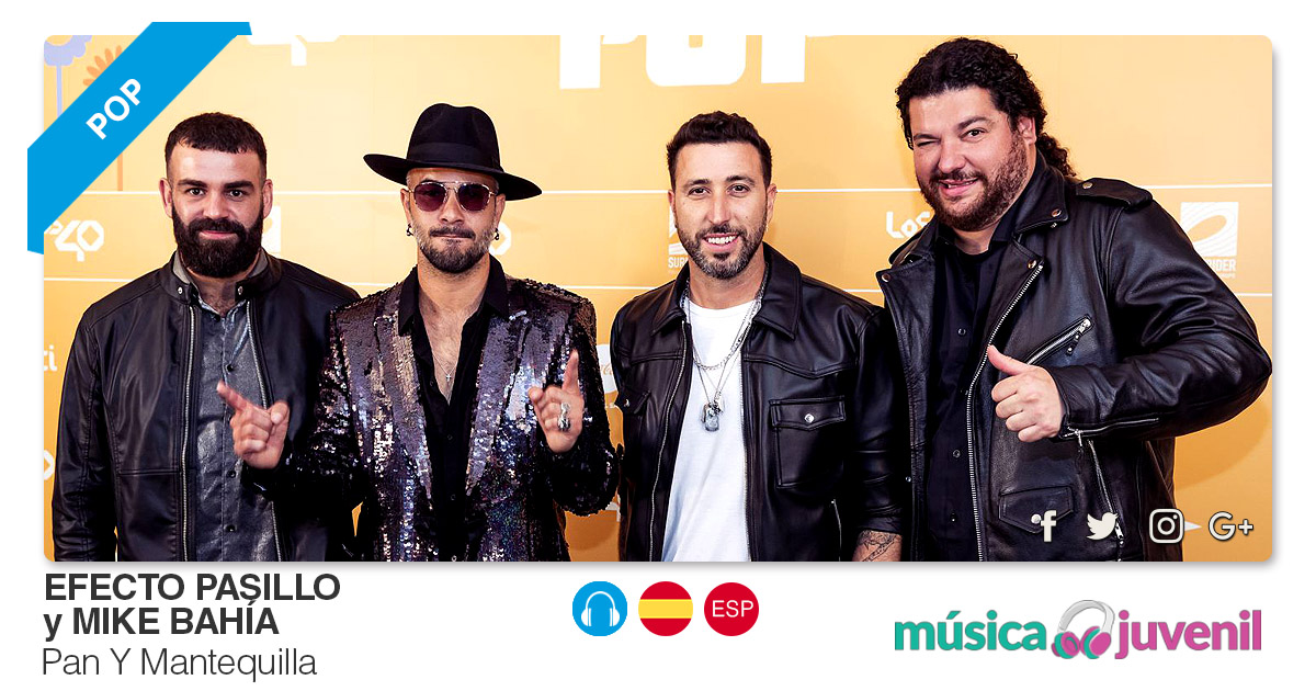 Buenos Amigos Radio Efecto Pasillo y Mike Bahía - Pan Y Mantequilla