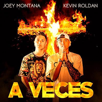 BAR Joey Montana y Kevin Roldán - A Veces 400x400