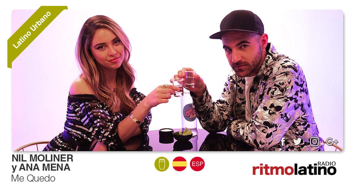 Buenos Amigos Radio Nil Moliner y Ana Mena - Me Quedo