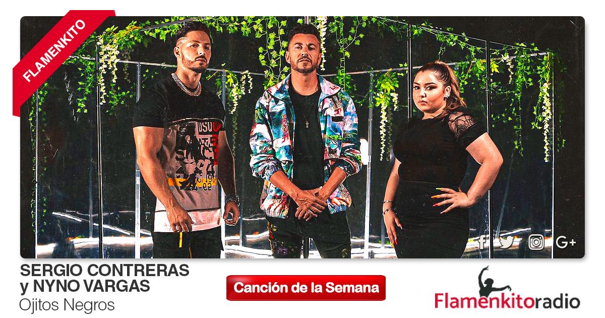 Buenos Amigos Radio Sergio Contreras, Nyno Vargas y La Cebolla - Ojitos Negros