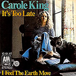 BAR Carole King - It's Too Late 150x150