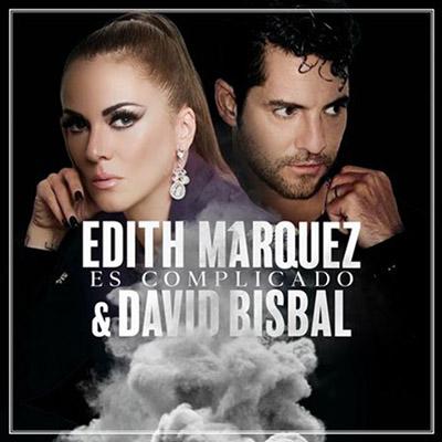 BAR Edith Márquez y David Bisbal - Es Complicado 400x400