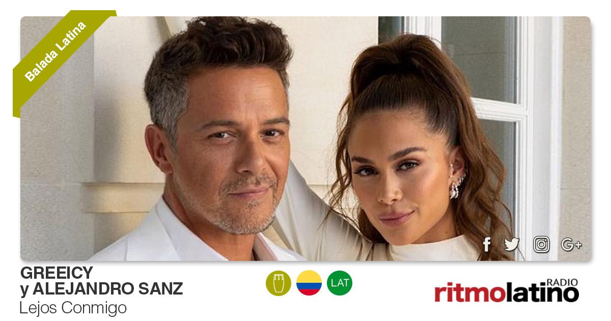Buenos Amigos Radio Greeicy y Alejandro Sanz – Lejos Conmigo