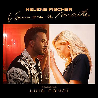 BAR Helene Fisher y Luis Fonsi - Vamos A Marte 400x400