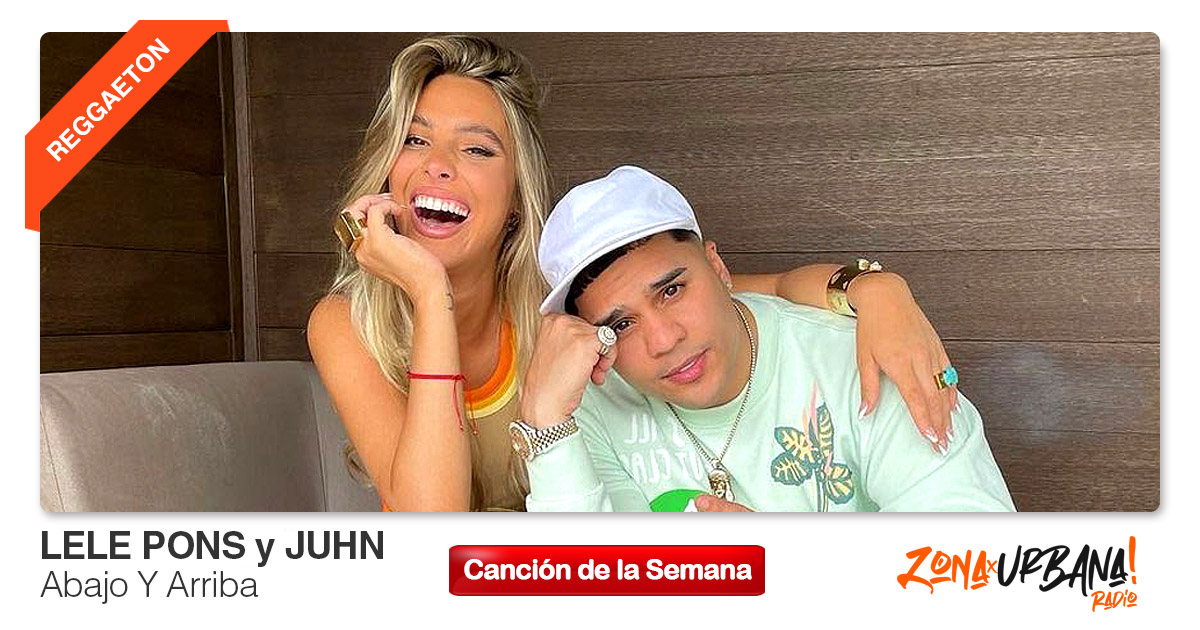 Buenos Amigos Radio Lele Pons y Juhn