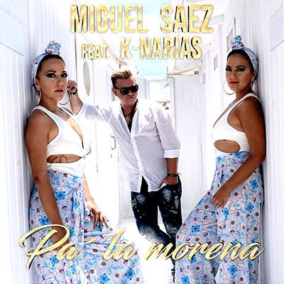BAR Miguel Sáez y K-Narias - Pa' La Morena - Flamenkito 400x400