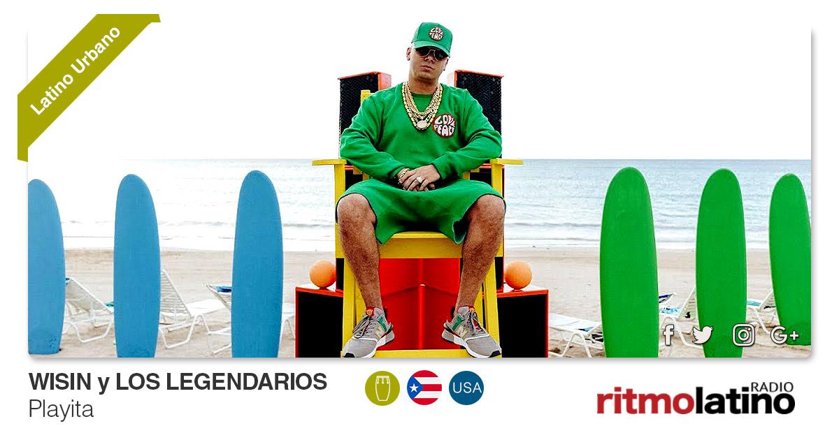Buenos Amigos Radio Wisin y Los Legendarios - Playita