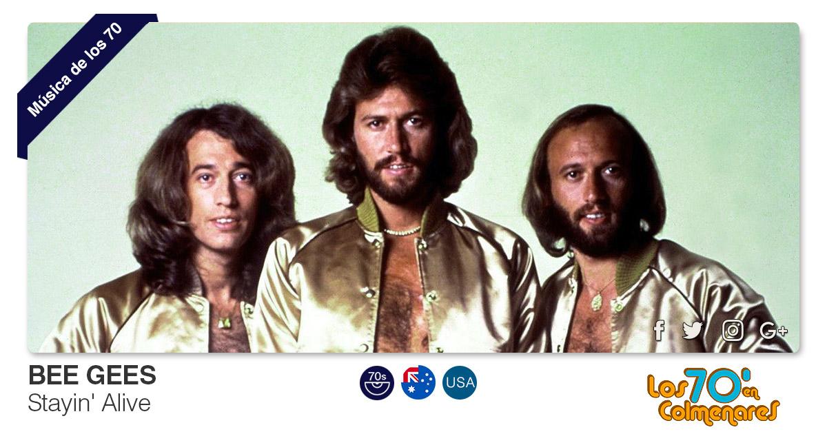 Buenos Amigos Radio Bee Gees - Stayin' Alive