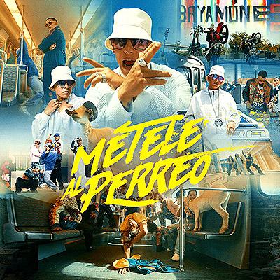 BAR Daddy Yankee – Métele Al Perreo 400x400