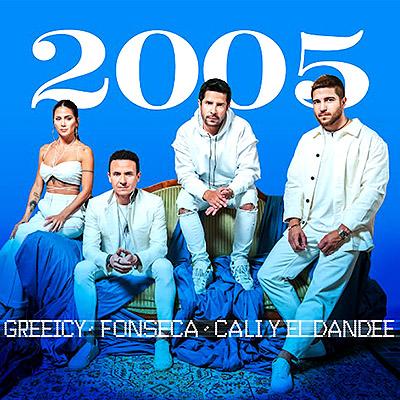 BAR Fonseca, Greeicy, Cali y El Dandee - 2005 400x400